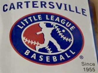 Tigers, Colts, Cartersville Little League Major baseball finalists