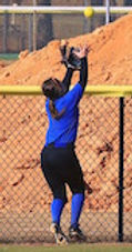 GHC softball sweeps conference foe Andrew College