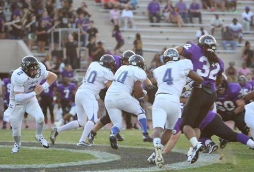 Cass-Cartersville alumni football 2015