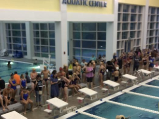Colonels' swimmers runner-up at Rome quad meet