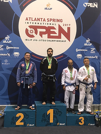 Kimsey takes Jiu-Jitsu gold at IBJJF Atlanta Spring Open | Sports