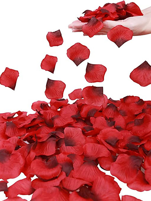 Rose Petals (and Cleanup)