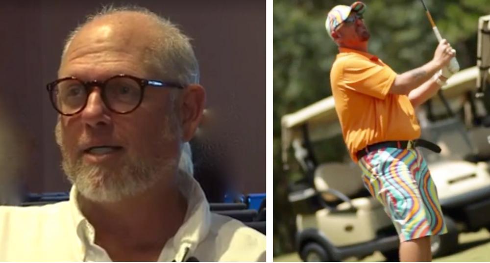 cledus t. judd, golf