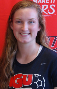 Madison Bennett, NGU women's soccer
