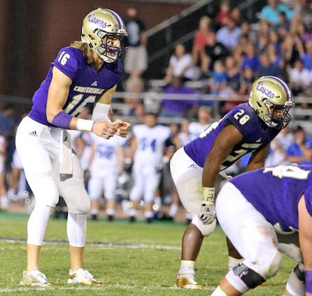 Trevor Lawrence and Rico Frye