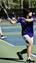 Cartersville tennis teams reach region finals; Cass girls qualify for state