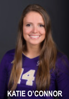Katie O'Connor, Western Carolina University volleyball
