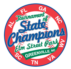 10U Little League Southeast Region Tournament of State Champions