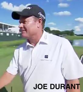 Joe Durant, Scott Hamilton Golf Academy, Cartersville, GA