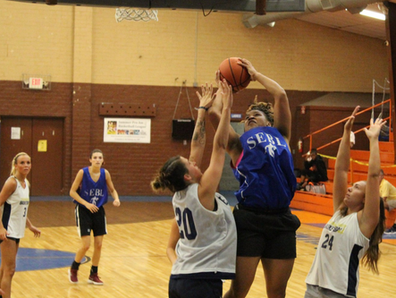 Women's SEBL moves into playoffs