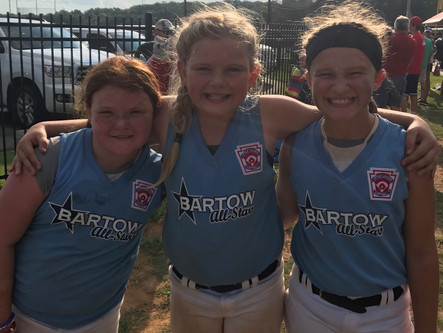 Collum, Smith toss back-to-back no-hitters as Bartow 10U wins twice at TOSC