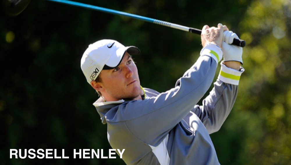 2016 PGA Championship, Russell Henley, Scott Hamilton Golf Academy