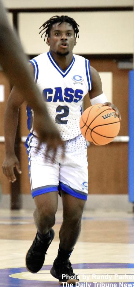 C.J. Pipkin, Cass High School