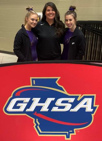 Cartersville gymnastics ends season at GHSA State Preliminaries