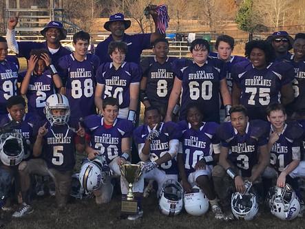 Cartersville 12U all-stars win second straight state championship