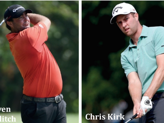 Kirk, Bowditch earn singles points for their Presidents Cup teams