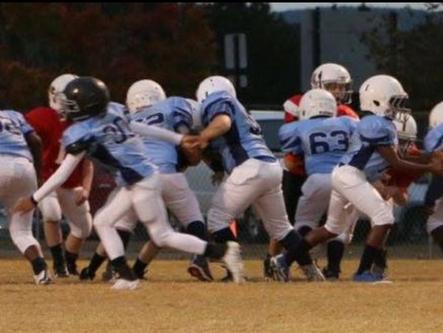 Bartow County youth football all-star teams sweep Gordon County