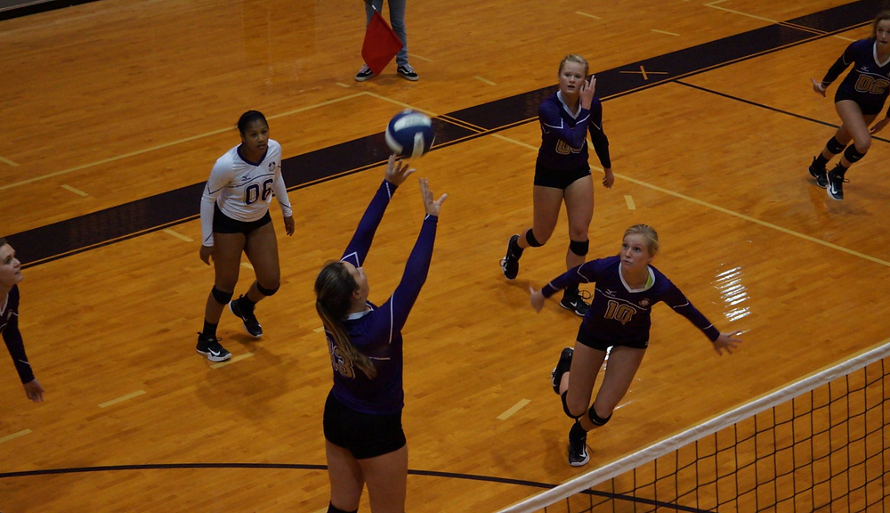 Cartersville Lady Canes volleyball