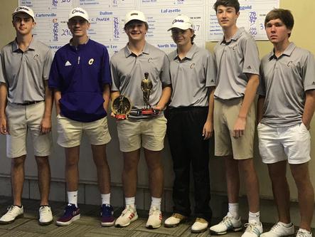 Brumlow led Cartersville golfers win 5-Star Invitational