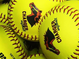 Softball Chargers split playoff doubleheader at GMC; rubber game Wednesday