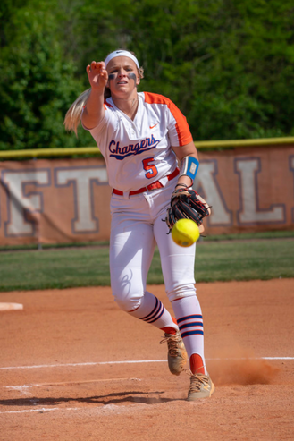 Chargers win ninth straight; Ledbetter tosses no-hitter