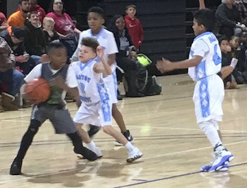 Bartow 8U, 10U boys advance in district tourney