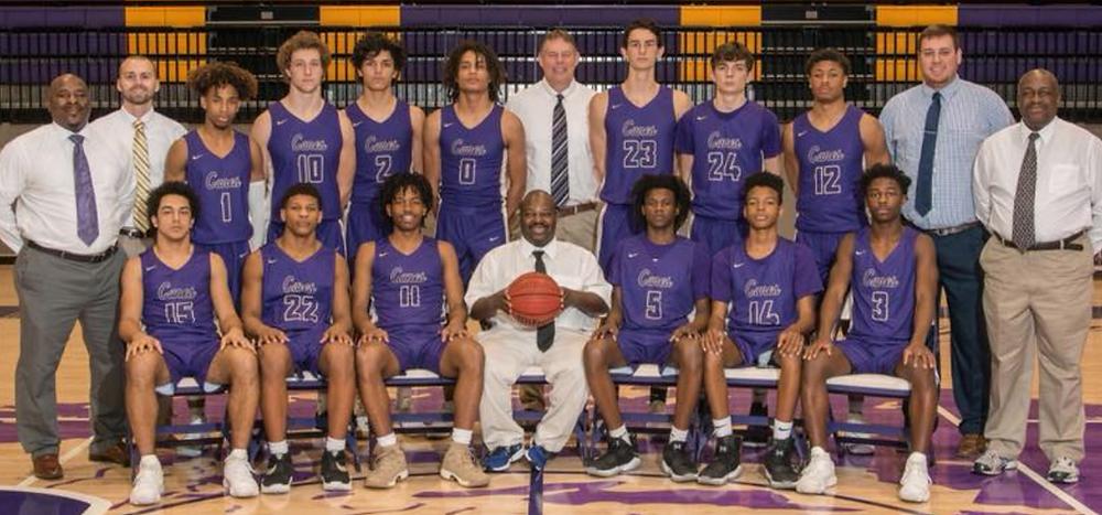 2018 Cartersville boys basketball