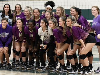 Cartersville finishes runner-up, Woodland earns state berth at Region 7-AAAAA volleyball tourney