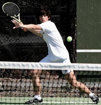Second round match schedule set for Cartersville tennis teams