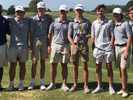 Canes golfers win Area Tournament, advance to Class AAAA state tourney