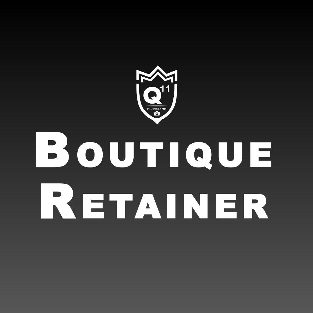 Boutique Retainer (1hr)