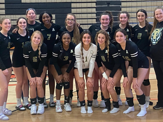 Adairsville volleyball earns state tourney berth