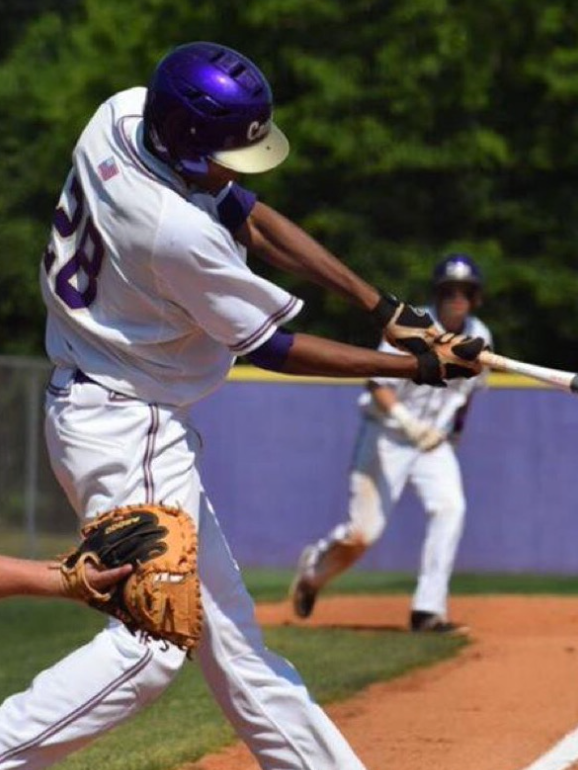 Cartersville baseball Carrington Evans