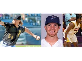Athletes Beyond Bartow: Howard, Justus, and Mosby enjoy successful weeks