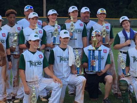 Bartow 14U baseball all-stars capture Dizzy Dean district title