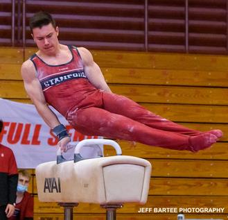 Former Cartersville Twisters gymnast, Brody Malone, wins U.S. Championships