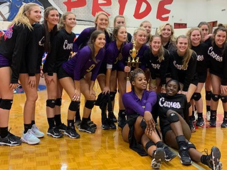 Cartersville finishes region runner-up in 5-AAAA; Adairsville heads to Area 6-AAA tourney riding sec