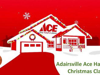 Adairsville Christmas Clash starts Tuesday