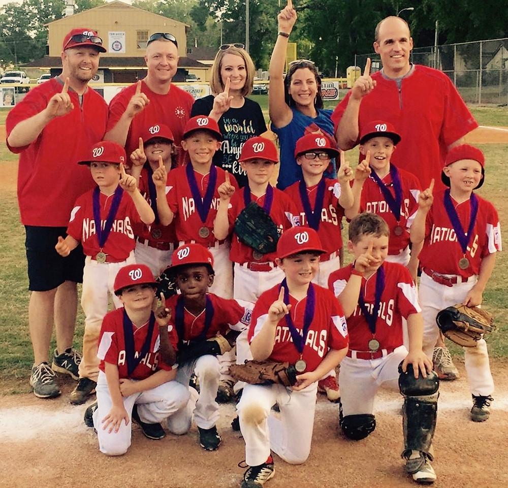 2018 Rookie Nationals, Cartersville Little League