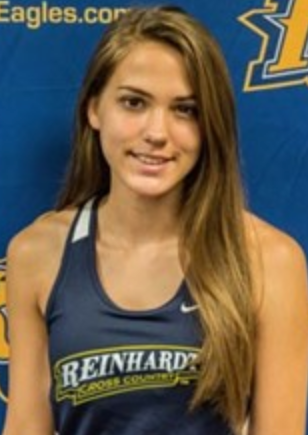 Casey Bolan, Reinhardt University cross country