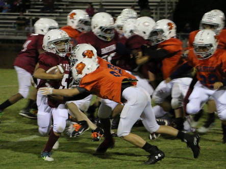 Bartow, Cartersville recreation youth football capsules for October 21-23