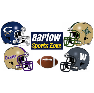 Bartow Sports Zone football coverage