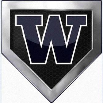 Woodland baseball logo