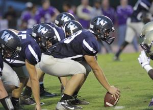 Woodland High School football