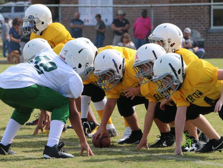 CPRD, BCRD youth football all-star teams; rosters and schedules for GRPA District 5 playoffs