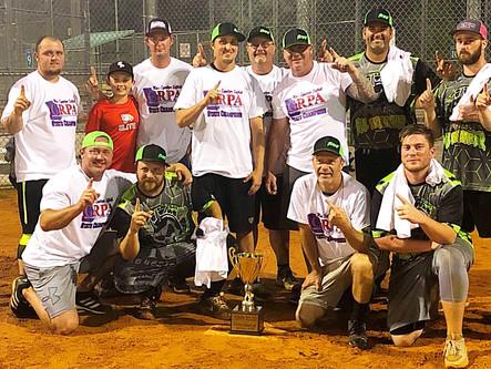 Local softball team wins GRPA state tourney