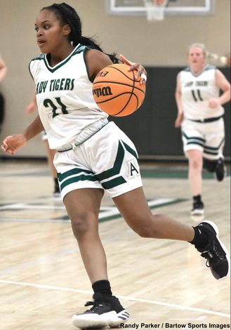 Adairsville girls collect region win; Tigers lose heartbreaker at home