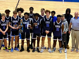 Colonels win Campbell Holiday Classic