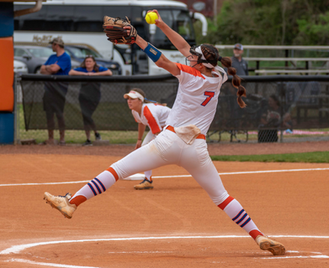 GHC softball advances to conference semifinals
