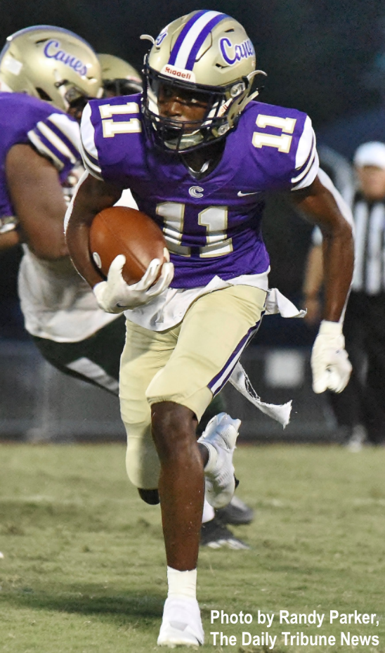 Devonte Ross, Cartersville Hurricanes